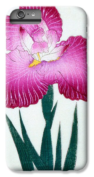 Japanese Flower IPhone 7 Plus Case by Japanese School