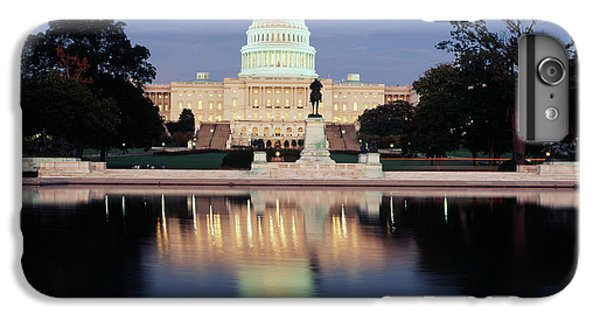 Usa, Washington Dc, Capitol Building IPhone 7 Plus Case