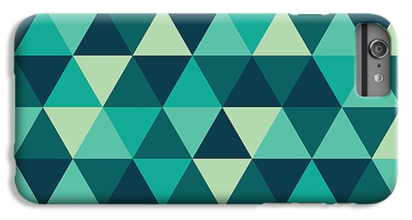 Repeat iPhone 7 Plus Case - Geometric Art by Mike Taylor