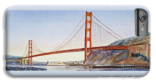Golden Gate Bridge San Francisco IPhone 7 Plus Case