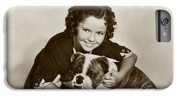 Shirley Temple (1928 -2014), American IPhone 7 Plus Case