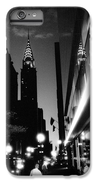 IPhone 7 Plus Case featuring the photograph 42nd-street-dawn by Dave Beckerman