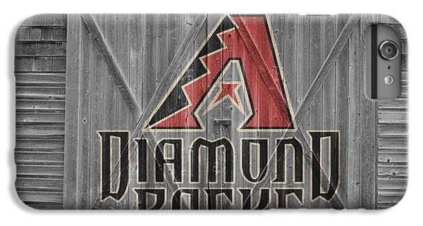 Arizona Diamondbacks IPhone 7 Plus Case by Joe Hamilton