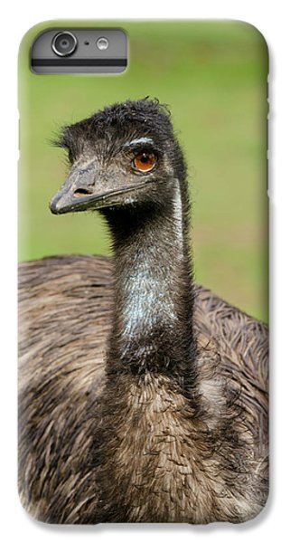 Emu iPhone 7 Plus Case - Australia, Adelaide by Cindy Miller Hopkins