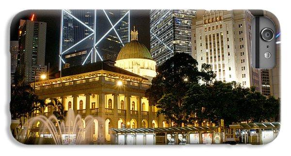 Hong Kong IPhone 7 Plus Case by Baltzgar