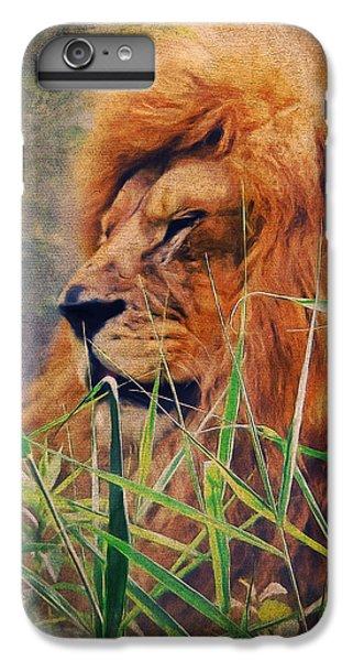 A Lion Portrait IPhone 7 Plus Case