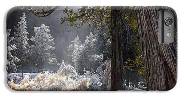 Lake Superior iPhone 7 Plus Case - A North Woods Fairy Tale by Mary Amerman