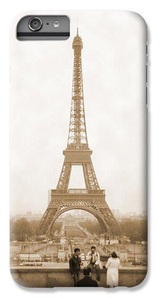 Paris iPhone 7 Plus Case - A Walk Through Paris 5 by Mike McGlothlen