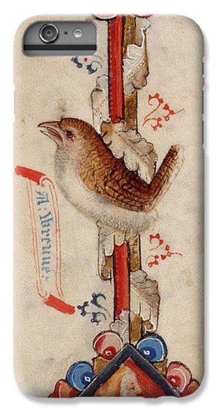 Wren iPhone 7 Plus Case - A Wren by British Library