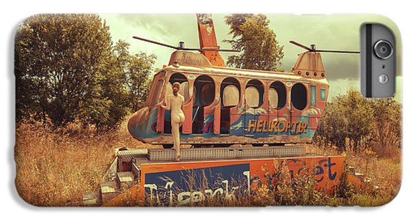 Abandoned Helicopter IPhone 7 Plus Case