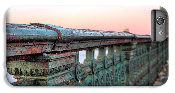 Across The Charles  IPhone 7 Plus Case by JC Findley