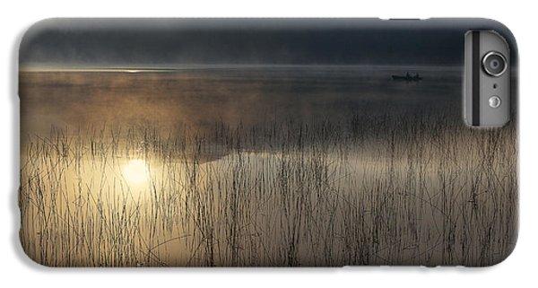 Lake iPhone 7 Plus Case - Adirondack Sunrise by Magda  Bognar
