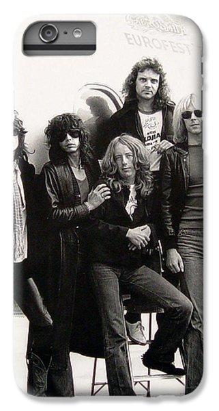 Aerosmith - Eurofest Jet 1977 IPhone 7 Plus Case by Epic Rights