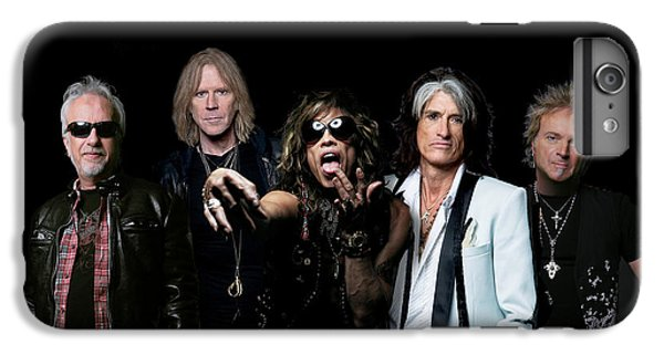 Aerosmith - Global Warming Tour 2012 IPhone 7 Plus Case by Epic Rights