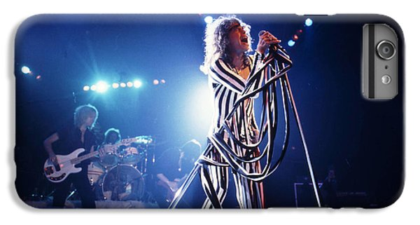 Aerosmith - Pinstripes And Love Bites 1970s IPhone 7 Plus Case by Epic Rights