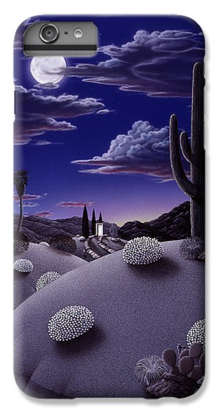 Desert iPhone 7 Plus Case - After The Rain by Snake Jagger