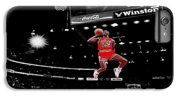 Athletes iPhone 7 Plus Case - Air Jordan by Brian Reaves