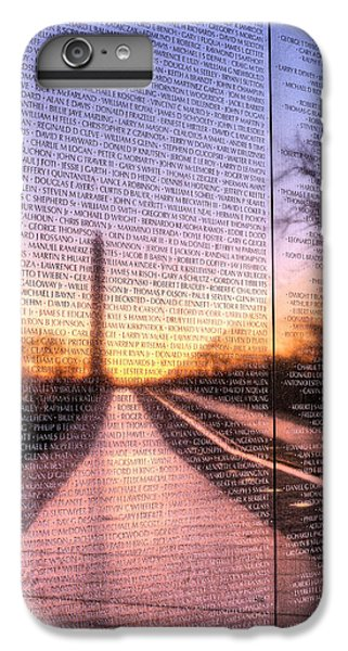 Always Remembered  IPhone 7 Plus Case by JC Findley