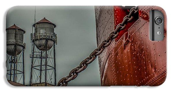 Lake Superior iPhone 7 Plus Case - Anchor Chain by Paul Freidlund