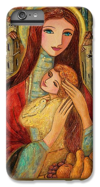 iPhone 7 Plus Case - Ancient Mother And Son by Shijun Munns