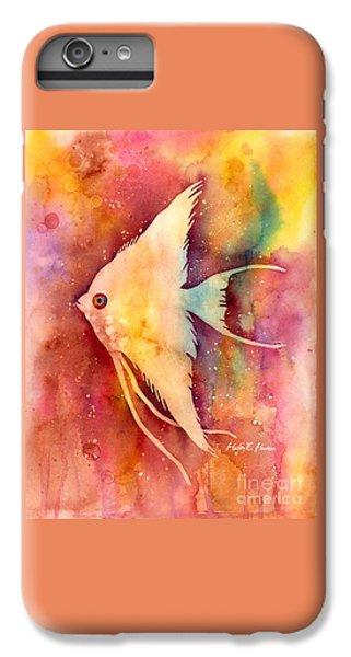 Angelfish II IPhone 7 Plus Case by Hailey E Herrera