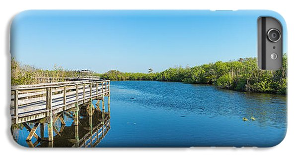 Anhinga Trail Boardwalk, Everglades IPhone 7 Plus Case