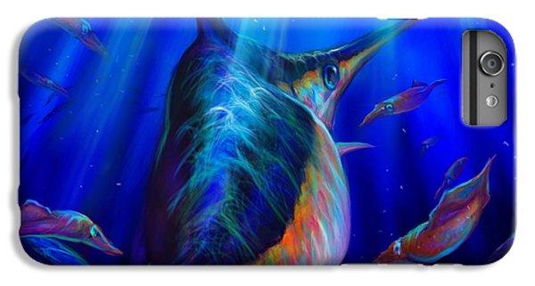 Shrimp Boats iPhone 7 Plus Case - Arrows Vs One Sword   by Yusniel Santos