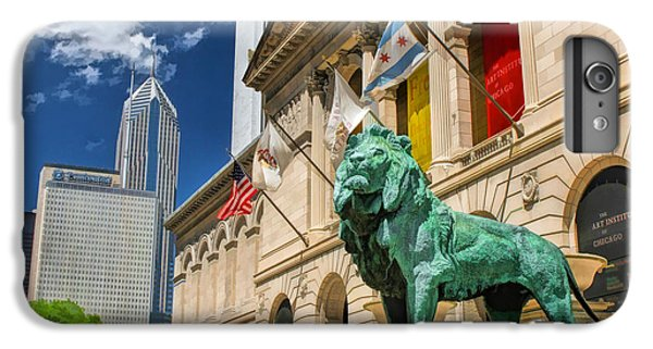 Art Institute In Chicago IPhone 7 Plus Case by Christopher Arndt