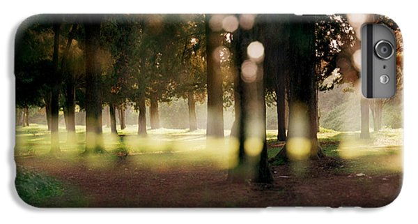 IPhone 7 Plus Case featuring the photograph At The Yarkon Park Tel Aviv by Dubi Roman