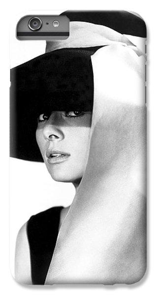 Audrey Hepburn IPhone 7 Plus Case by Daniel Hagerman