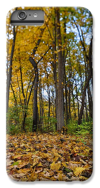 IPhone 7 Plus Case featuring the photograph Autumn Is Here by Sebastian Musial