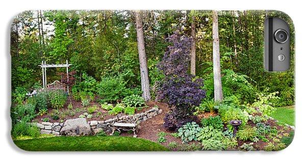 Backyard Garden In Loon Lake, Spokane IPhone 7 Plus Case