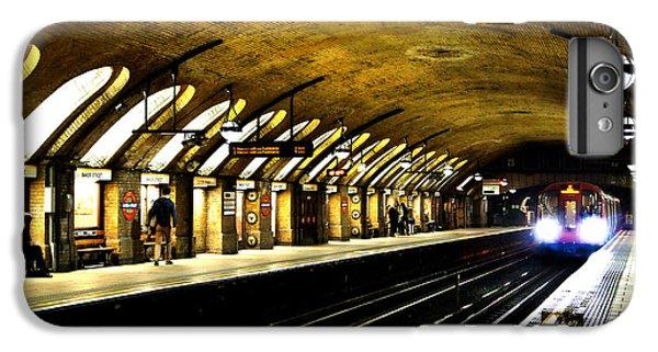 Baker Street London Underground IPhone 7 Plus Case by Mark Rogan