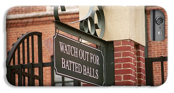 Baseball Warning IPhone 7 Plus Case