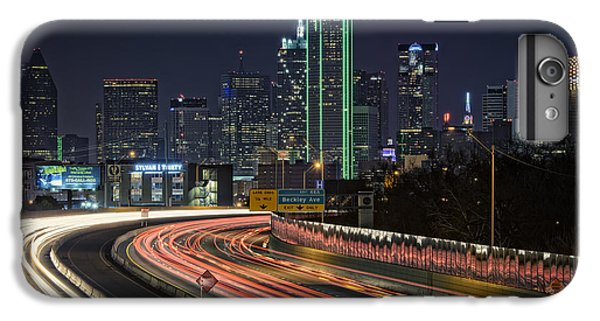 Big D IPhone 7 Plus Case by Rick Berk