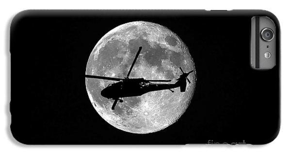 Black Hawk Moon IPhone 7 Plus Case