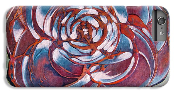 Tulip iPhone 7 Plus Case - Bloom II by Shadia Derbyshire