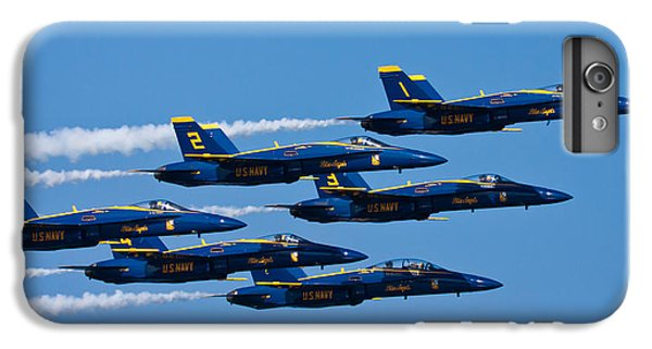 Blue Angels IPhone 7 Plus Case