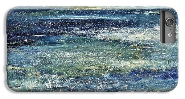 iPhone 7 Plus Case - Blue Ocean by Shijun Munns
