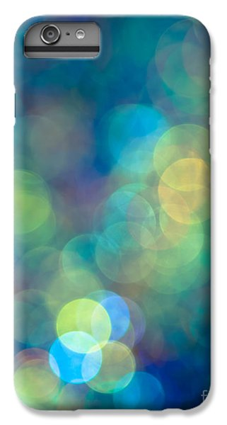 Contemporary iPhone 7 Plus Case - Blue Of The Night by Jan Bickerton