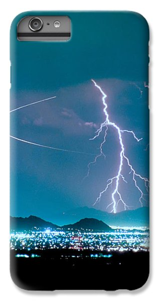 Bo Trek The Lightning Man IPhone 7 Plus Case by James BO  Insogna