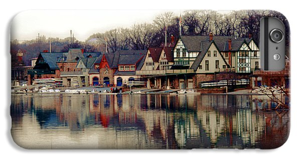 Boathouse Row Philadelphia IPhone 7 Plus Case