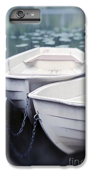 Boat iPhone 7 Plus Case - Boats by Priska Wettstein