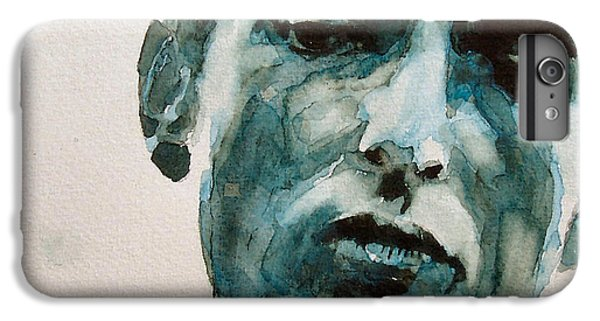 Bob Dylan IPhone 7 Plus Case by Paul Lovering