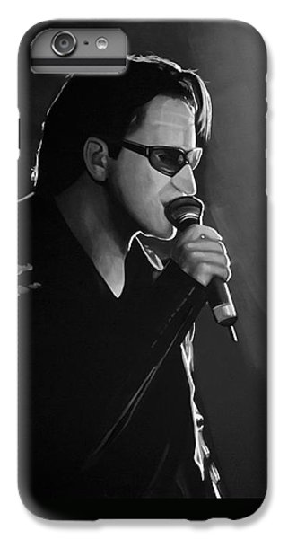 U2 iPhone 7 Plus Case - Bono by Meijering Manupix