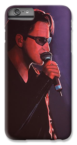 Bono U2 IPhone 7 Plus Case