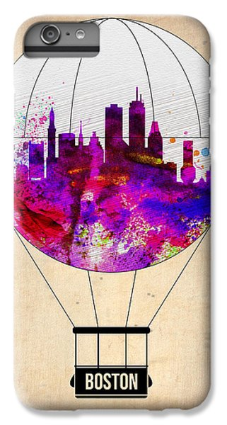 Boston Air Balloon IPhone 7 Plus Case by Naxart Studio