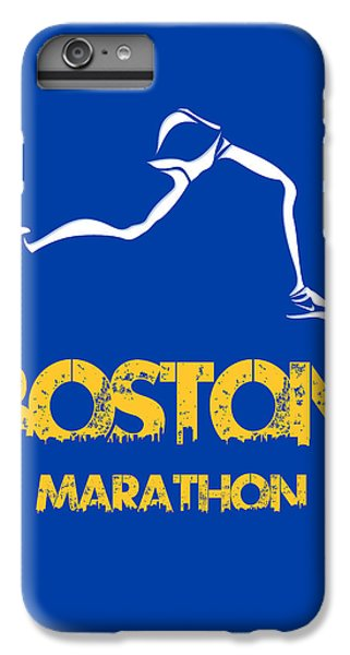 Boston Marathon2 IPhone 7 Plus Case by Joe Hamilton
