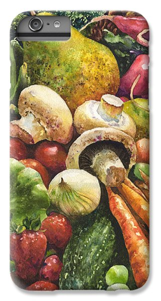 Bountiful IPhone 7 Plus Case by Anne Gifford