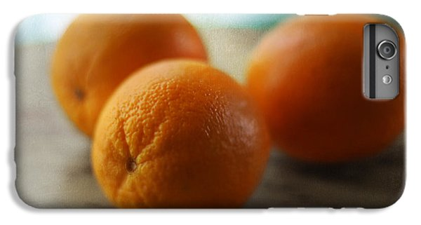 Breakfast Oranges IPhone 7 Plus Case by Amy Tyler